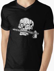 Go Chicago Blackhawks Mens V-Neck T-Shirt