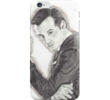 Moriarty portrayed by Andrew Scott in Sherlock iPhone Case/Skin
