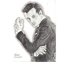 Moriarty portrayed by Andrew Scott in Sherlock Photographic Print