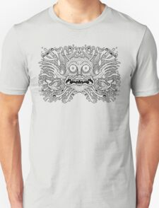 Psychedelic Reef Geek Unisex T-Shirt
