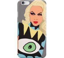 Miss Fame at MTV VMAS - drag race queen iPhone Case/Skin