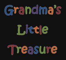 Grandma's Little Treasure  One Piece - Long Sleeve