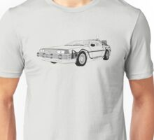 DeLorean DMC-12 Unisex T-Shirt