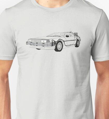DeLorean DMC-12 Unisex T-Shirt
