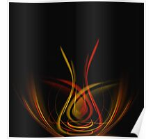 Beautiful abstract background  Poster