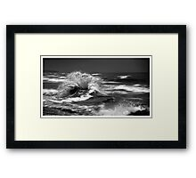 Wave Dance #2 Framed Print