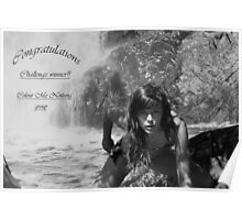 Colour Me Nothing Group Challenge Winner Banner entry Poster