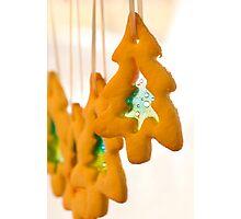 Christmas Cookies Photographic Print