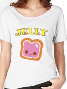 Couple - (Peanut Butter &) Jelly Women's Relaxed Fit T-Shirt