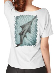 Sawfish Women's Relaxed Fit T-Shirt