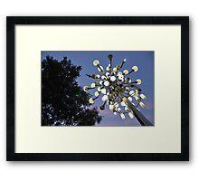 Light Sky Framed Print
