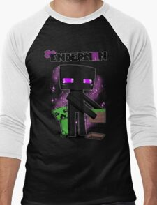 enderman and creeper mincraft T-Shirt