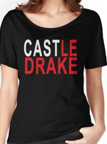 1.1 CASTLE DRAKE Women's Relaxed Fit T-Shirt