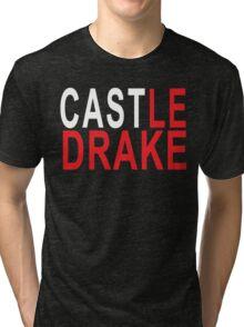 1.1 CASTLE DRAKE Tri-blend T-Shirt