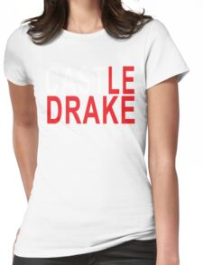 1.1 CASTLE DRAKE Womens Fitted T-Shirt