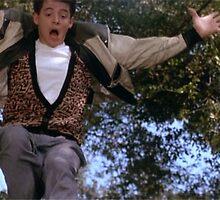 Ferris Bueller by ScabbyKnickers