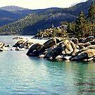 """Tahoe Morning"" by Lynn Bawden"