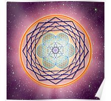 Sacred Geometry 2 Poster