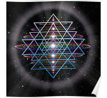 Sacred Geometry 9 Poster