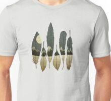 The Birds of Winter Unisex T-Shirt