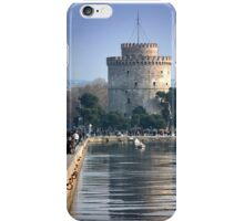 White Tower iPhone Case/Skin