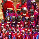 Masai, KENYA by Atanas NASKO