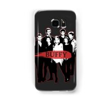 BTVS CAST (S3): The Scoobies! Samsung Galaxy Case/Skin