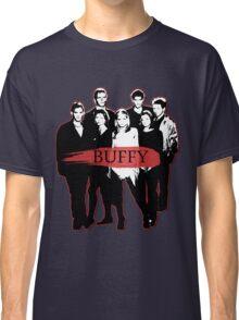 BTVS CAST (S3): The Scoobies! Classic T-Shirt