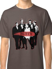 BTVS CAST (S3): The Scoobies! Classic T-Shirt
