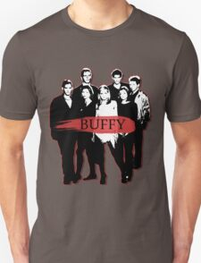 BTVS CAST (S3): The Scoobies! Unisex T-Shirt