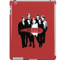 BTVS CAST (S3): The Scoobies! iPad Case/Skin