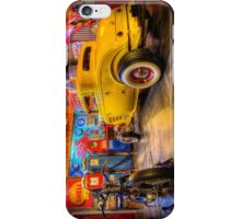 Hot Rod Garage 3 iPhone Case/Skin