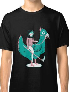 Lady Death upon her Noble Steed Classic T-Shirt