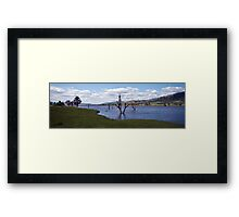 201011031991 Sandy Creek to old viaduct Framed Print