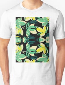 Leaf and Flowers T-Shirt