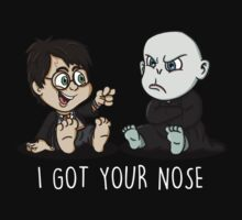 """""""I got your nose""""  One Piece - Short Sleeve"""
