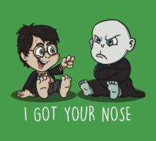 """""""I got your nose""""  Baby Tee"""
