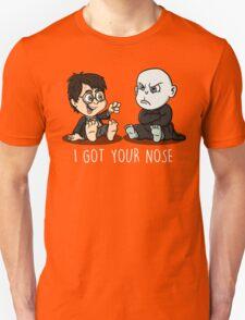 """I got your nose""  Unisex T-Shirt"