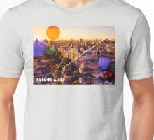 Buenos Aires Cityscape Unisex T-Shirt
