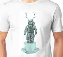 Deep Sea Crazy Surreal Unisex T-Shirt