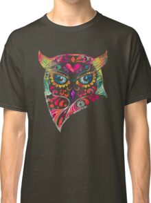 COLORFUL CANDY OWL Classic T-Shirt
