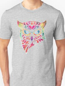 COLORFUL CANDY OWL T-Shirt