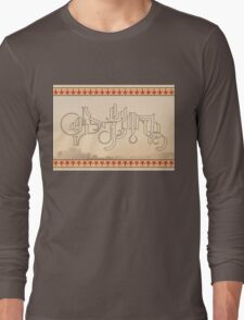 Sovereign Nation of LabSynth Long Sleeve T-Shirt