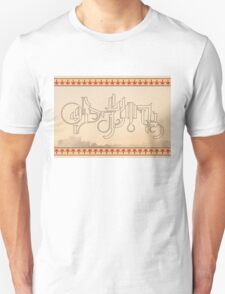Sovereign Nation of LabSynth Unisex T-Shirt