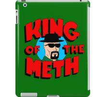 King of the Meth iPad Case/Skin