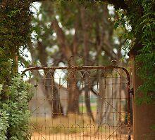 Guarding the Gate by robert  bimrose