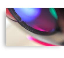 Colour Abstract Canvas Print