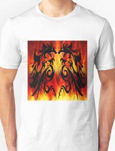 DRAGONS FIGHTING T-Shirt
