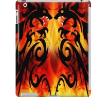 DRAGONS FIGHTING iPad Case/Skin