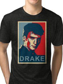 DRAKE Tri-blend T-Shirt